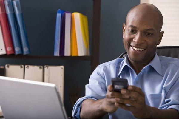 É difícil de imaginar uma vida sem computador e celular