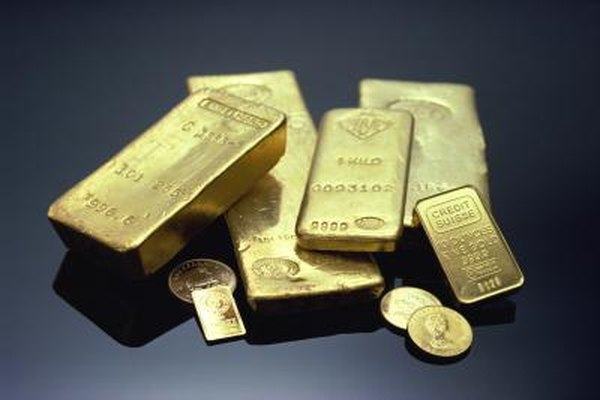 Small investors can spot trade gold online.