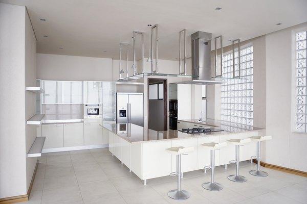 La cocina es el lugar más cálido de tu hogar.