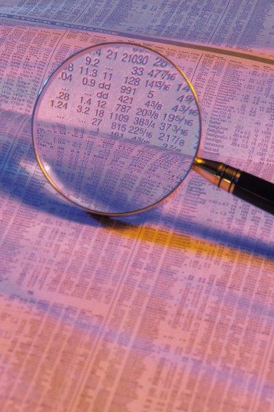 Analista financeiro