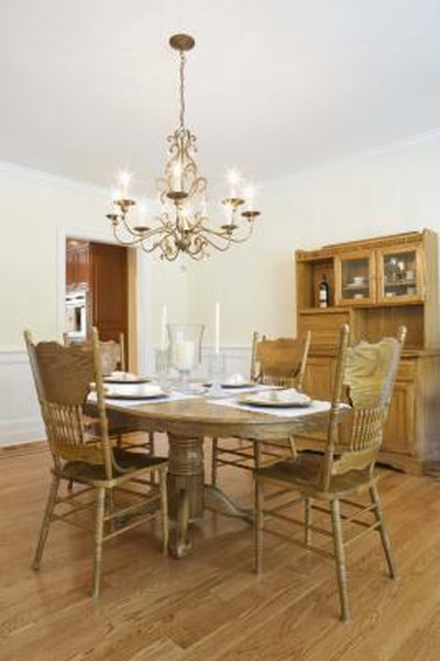 How To Refurbish Old Dining Room Chairs Home Guides Sf Gate