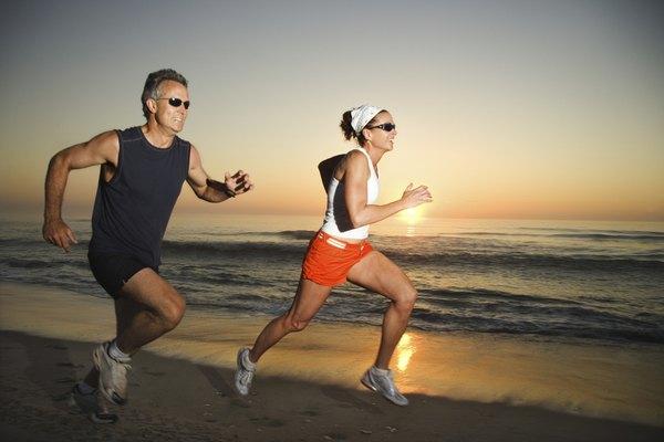 Correr fortalece seu coração