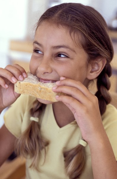 Gluten intolerance can affect children.