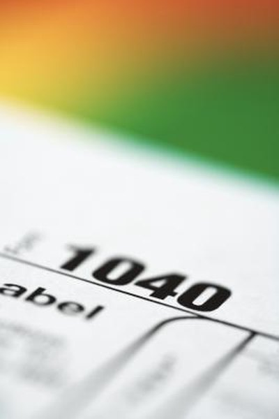 Report IRA distributions on Form 1040.