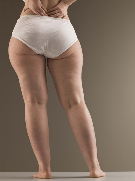 does losing inches make your butt look bigger? - woman
