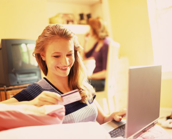 teens need a parents consent to get a credit card - Prepaid Credit Card For Teenager
