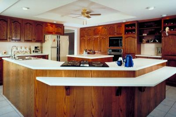 Cabinet Laminate Strip Repair