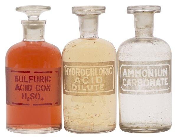 Chemistry Experiments With Baking Soda & Hydrochloric Acid