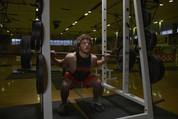 Mais trabalho em menos tempo exercitando vários músculos de uma vez