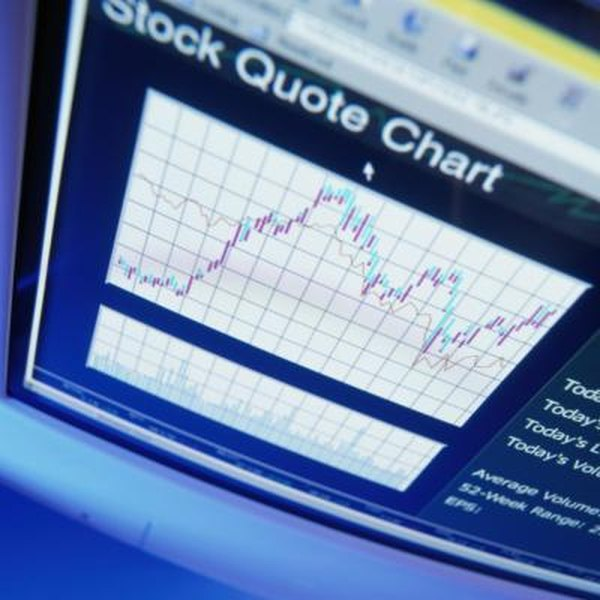 You can track your stock portfolio online with tools from Google.