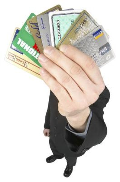 Too many credit cards lower your credit score.