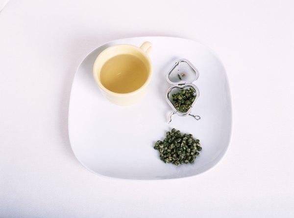 O chá Ti Kuan Yin é um dos mais populares na China