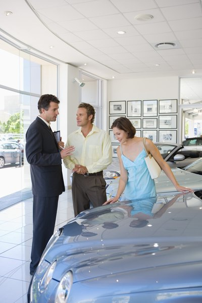 Do Both Parties Have To Be Present To Sell A Car Budgeting Money