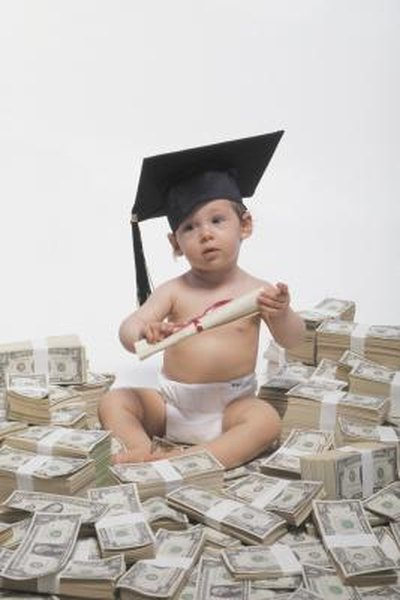 Parents may be eligible for a tax credit for education expenses they pay.