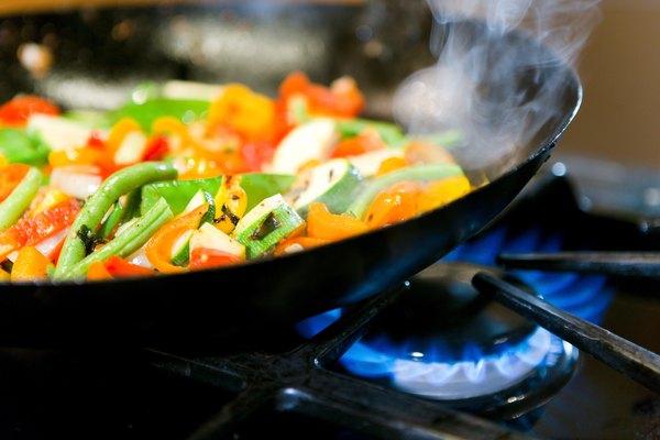Vapor da comida pode ser feito artificialmente
