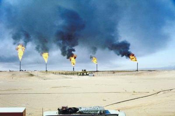 OIl wells get depleted, not depreciated.