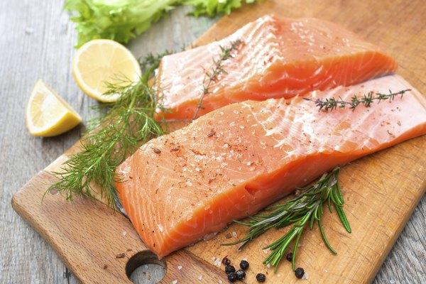 Peixes saudáveis e ricos em ômega 3