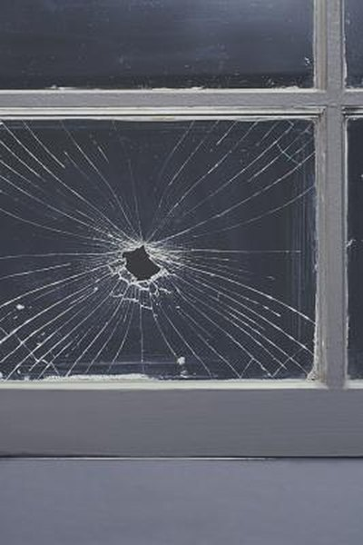 how to fix broken glass window window pane how to measure glass for window home guides sf gate