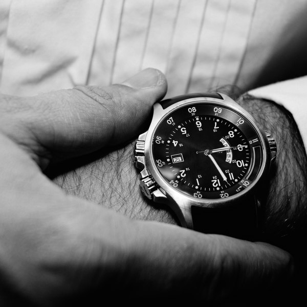 Um bom relógio é sempre bem-vindo