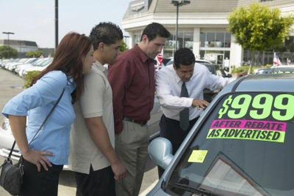 A deposit on a vehicle may not be refundable, depending on dealer policies and local law.