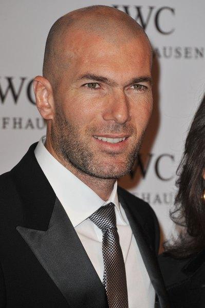 O Zidane foi um ídolo da sua geração