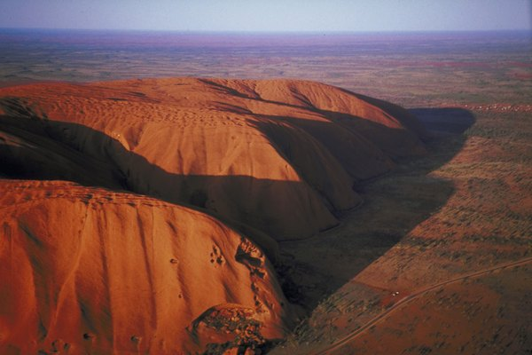 Deserts in Australia cover roughly 852,000 square miles and represents 18 percent of the continent.