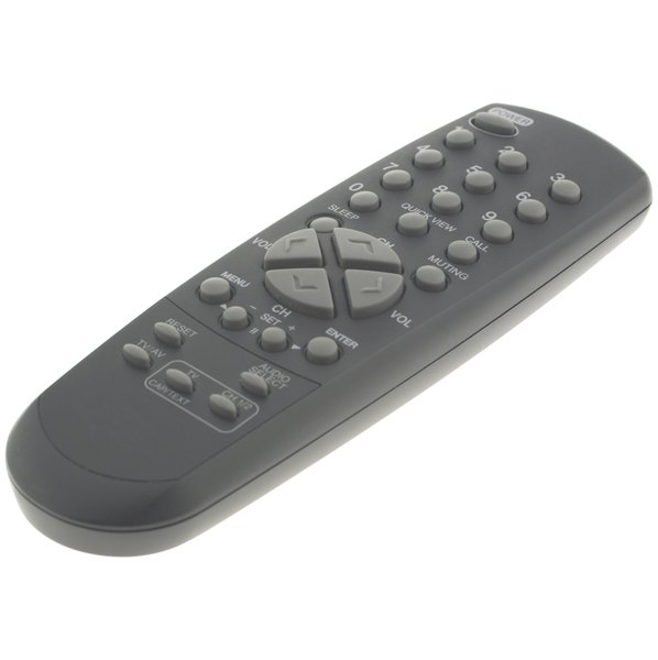 El primer prototipo de control remoto se patentó en el año 1893.