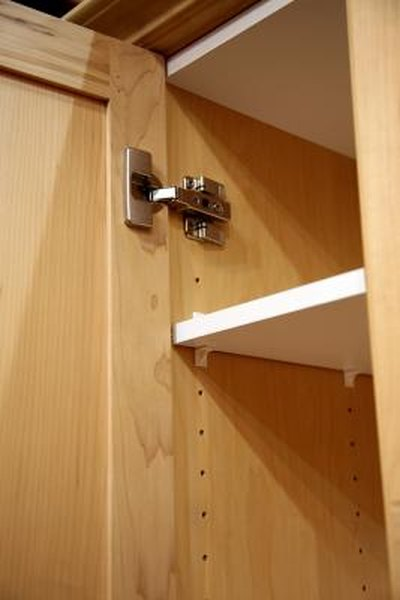 Types of Kitchen Cabinet Hinges   Home Guides   SF Gate