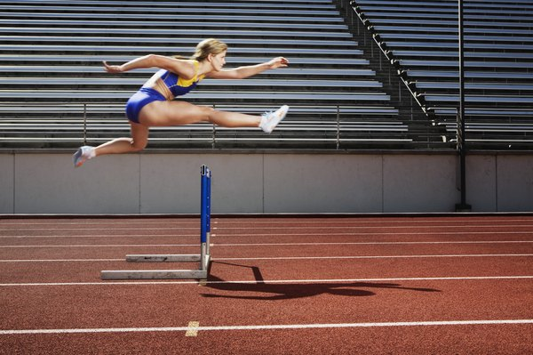 How To Increase Your Vertical Leap Without Machines - Woman
