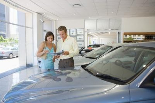 Car buyers' payments wind up backing the bonds in investors' portfolios.