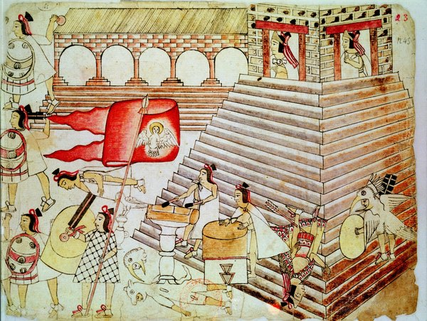 reasons for the fall of the aztec empire