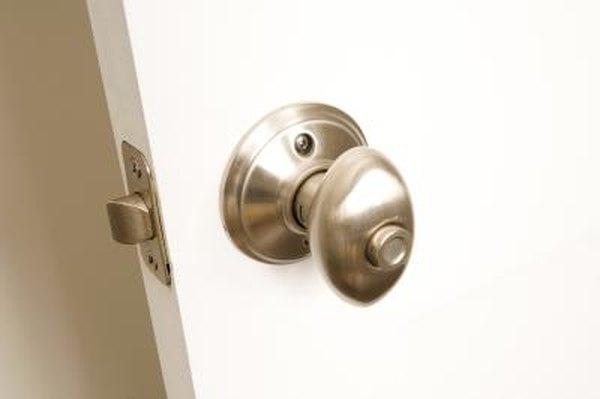 How To Unlock Bedroom Door Locks Home Guides SF Gate Impressive How Do You Unlock A Bedroom Door
