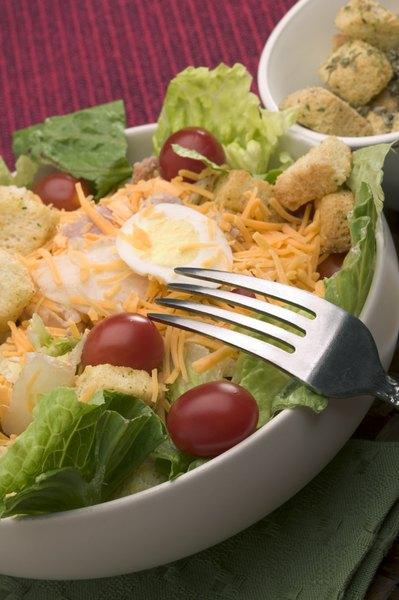 Neste verão, invista na salada