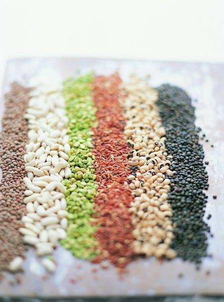 As lentilhas possuem proteínas sem gordura