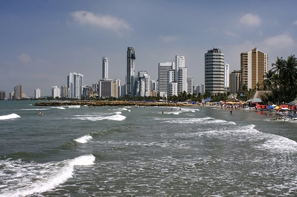 Cartagena é um dos lugares mais lindos da Colômbia