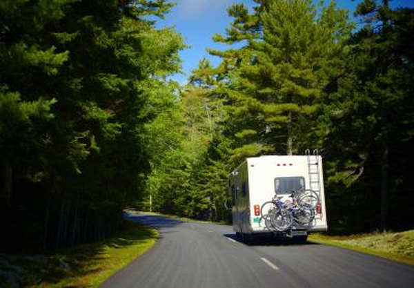 RV lots in scenic vacation areas, desirable as investment properties, may become more so as RV sales rise.