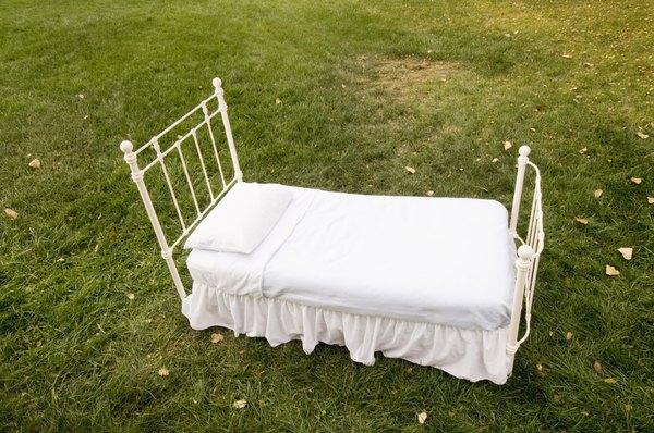 Los lugares de cosecha del algodón contribuyen a la alta calidad de las sábanas.