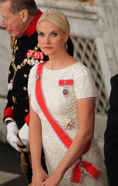 Princesa Mette-Marit da Noruega