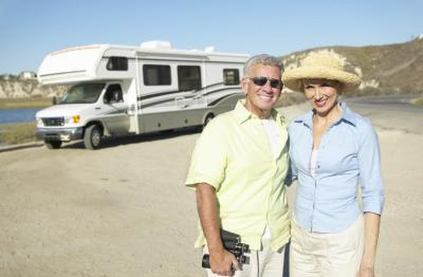 Owning an RV gives you the freedom to plan your vacation as you go.