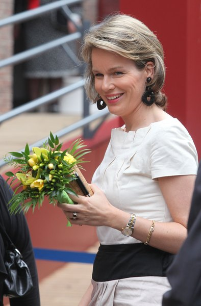Princesa Matilde da Bélgica
