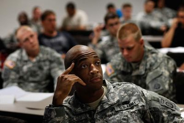 The Army Ranks That Require Master's Degrees | Career Trend