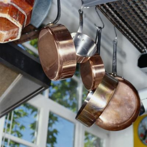 Installation Height for Pot Racks