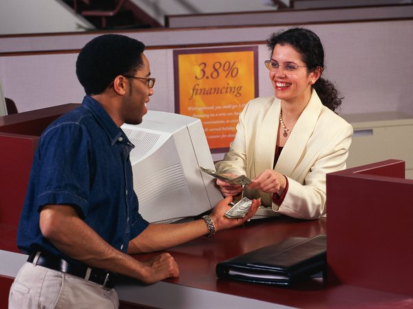 with a ged or diploma you can work as a bank teller