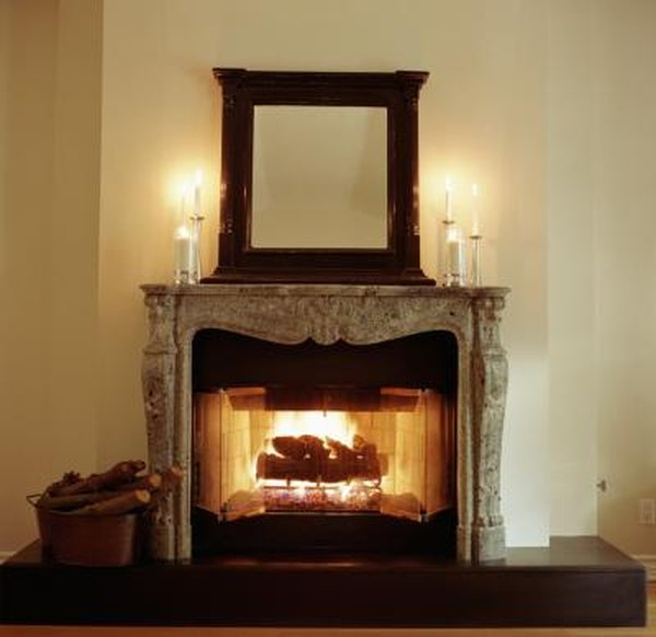 Astounding Decorative Wood Trim For A Fireplace Surround Home Guides Interior Design Ideas Clesiryabchikinfo