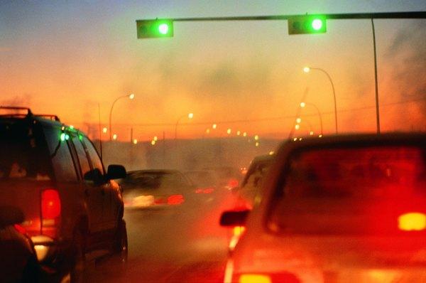 Contaminação pelo uso de combustíveis fósseis