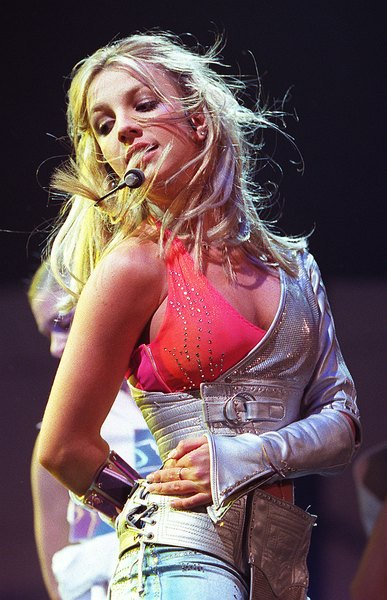 Britney Spears foi uma das cantoras mais bem-sucedidas dos anos 1990