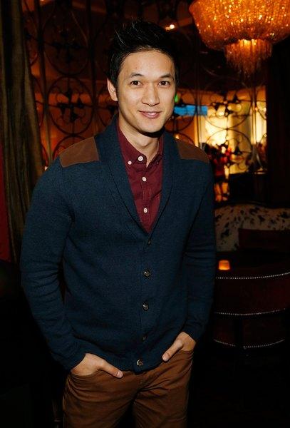 O ator Harry Shum Jr.