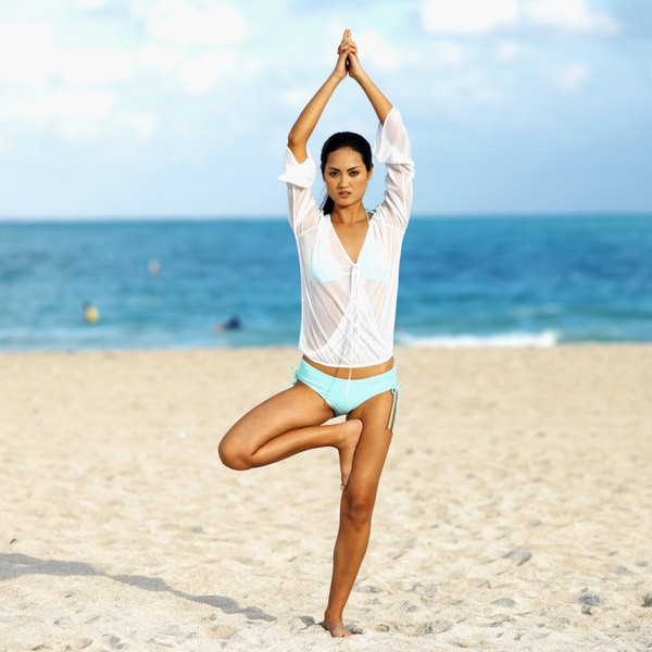 In Yoga You Lift Body Weight Against Gravity