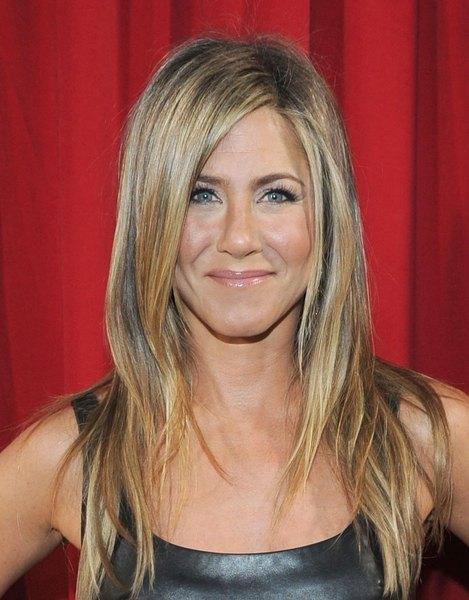 Várias publicações consideram Jennifer Aniston uma das atrizes mais bonitas do mundo