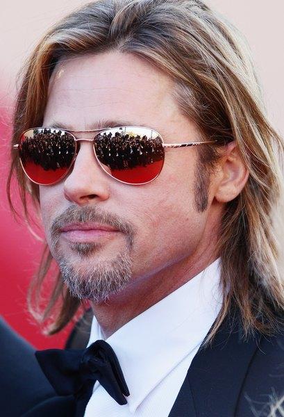 Brad Pitt foi o primeiro homem a ser eleito duas vezes o mais sexy do mundo pela revista People